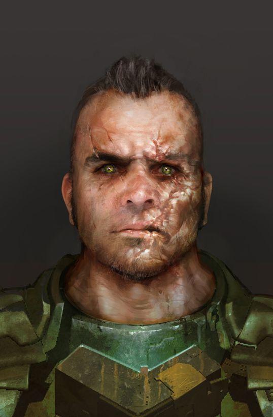 Gabriele 'Scar' Kilby