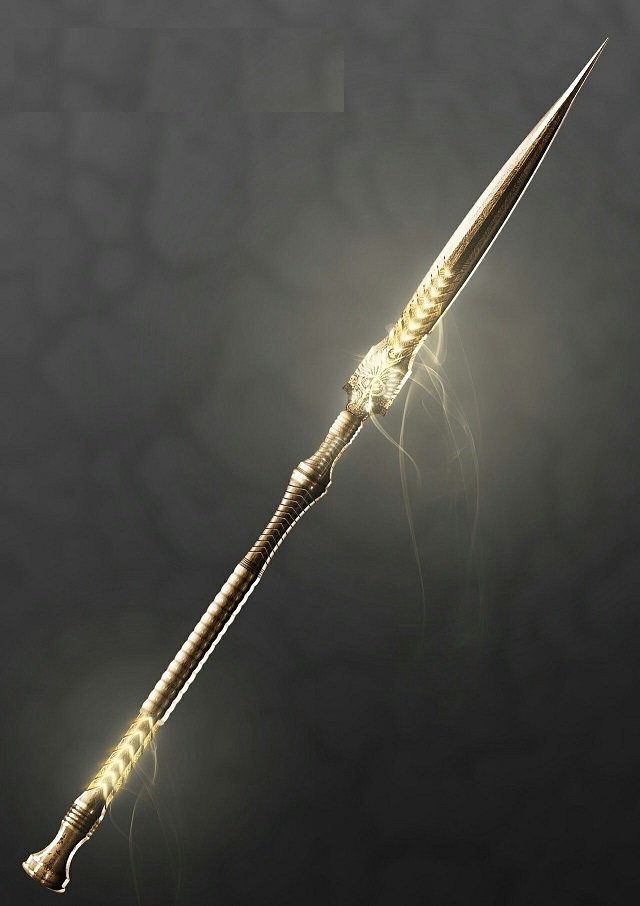 Spear of Salvation