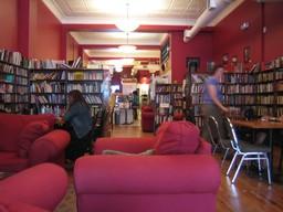 Blakcburne's Bookwurms Cafe