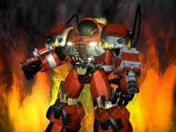 Exo-System - Firebat Power Armour