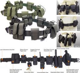 Storage - Modular work belt