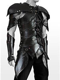 Nightscale Black Dragon Leather Armor Southern Ragon World Of Al Dravin Obsidian Portal Druchii female leather armor + corset (daylight). nightscale black dragon leather armor