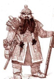 Eldwulf Fireforge
