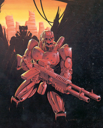 Palaremo- Combat Borg