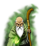 Nimozaran, The Green Wizard