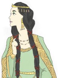 Élentys Paros-daughter