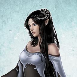 Queen Ailis Deora