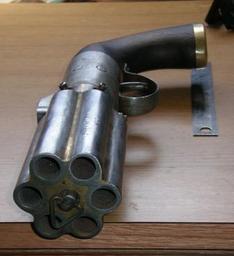 Meriwether's Pistol