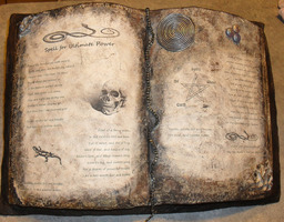 Kronus's Spellbook