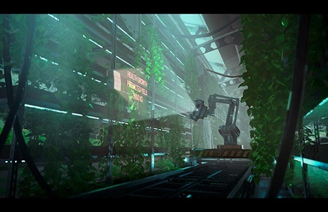 The Factory - Hydroponics Facility