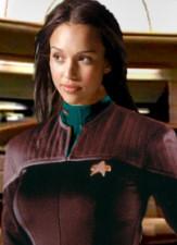 Lt. Commander Anya Fenix
