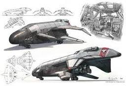 """F-73 """"Quater Horse"""""""
