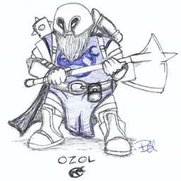 Ozol Frostbeard