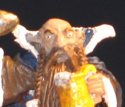 Balek Magmabeard