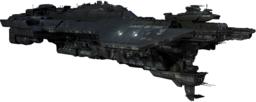 Spartan Class Battleship