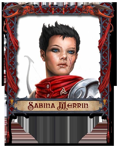 Sabina Merrin