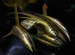 Vardel Sha'rat Battlehip