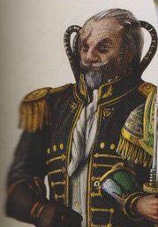 Seigneur Amiral Bastille le Septième , libre marchand