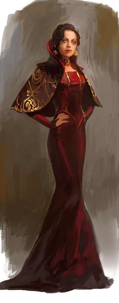 Lady Amelia Marsh