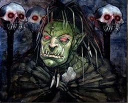 Gobliness shaman