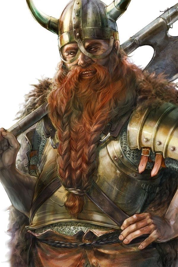 Bulvados Glemm of Clan Brandberg