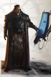 Inquisitor Oriel
