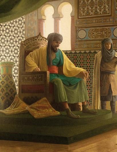 Jamshed IV bint Arvin al'Karlaakin