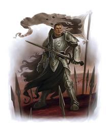 Commander Damien
