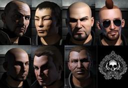 The Mortal Heads