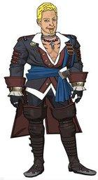 Master Slade Darkblade
