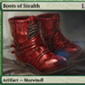 Item: Boots of Stealth