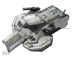 I.S.-2000 Ifrit APC (Custom)