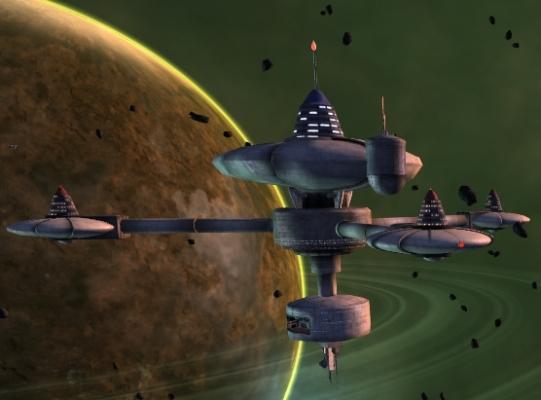 Deep Space K-7