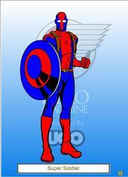 Max Pulse aka Super Soldier