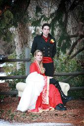 General & Mrs. Ilkey