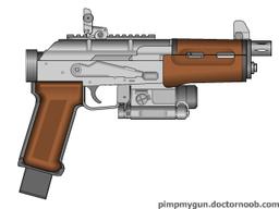 Stechkin Auto-Pistol