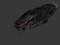 Necratiod Battleship