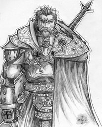 King Kaldon Lionhart