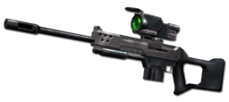 Custom Sniper Rifle