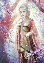 White Apple Blossom