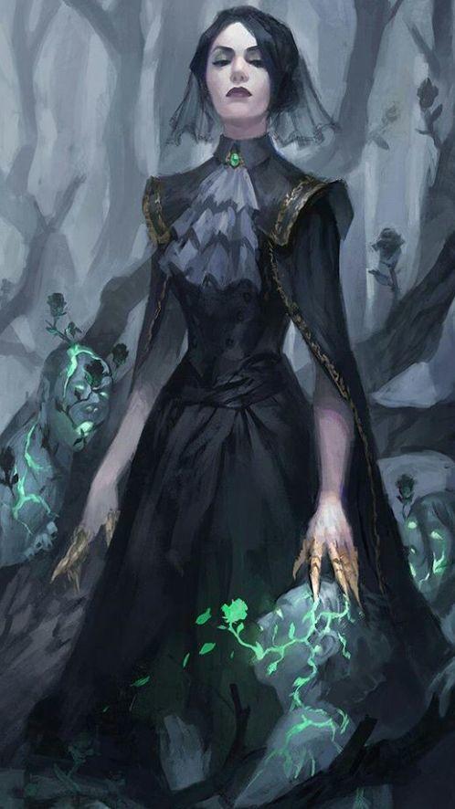 Thorns: Duchess of Bound Roots