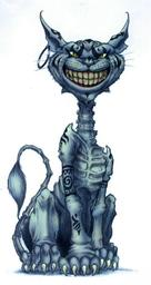 The Cheshire Cat (aka Smiler)