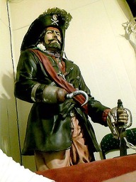 Captain James T. Hook