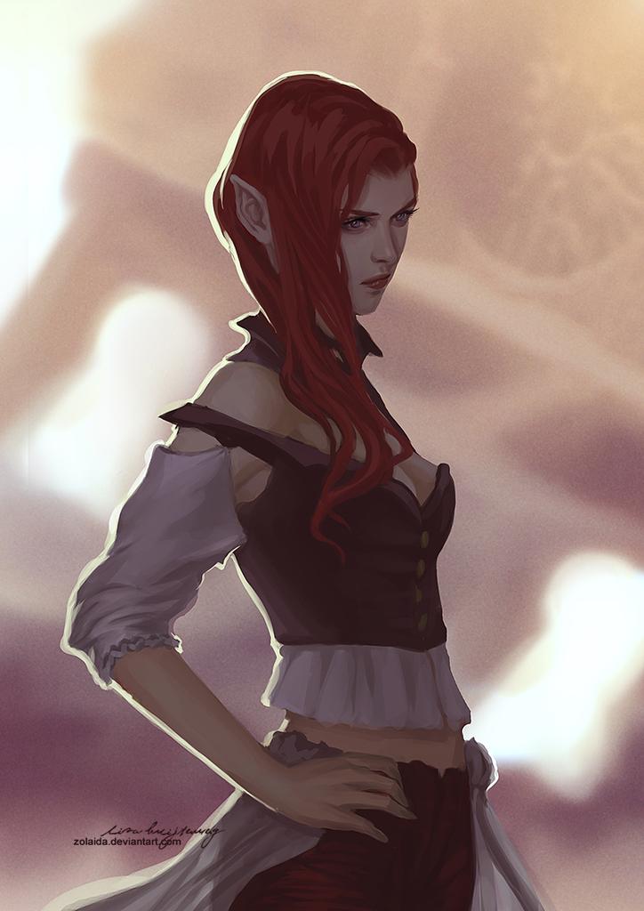 Scarlet Jax