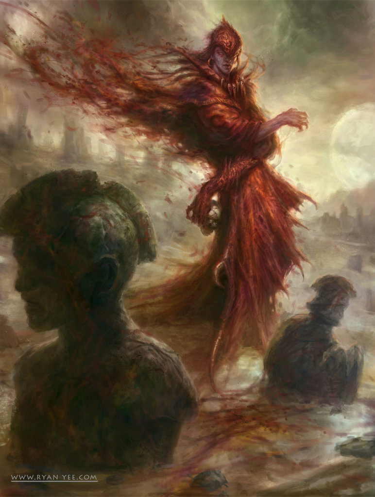 Urim: Nayeli, Harvester of Bloodied Sands