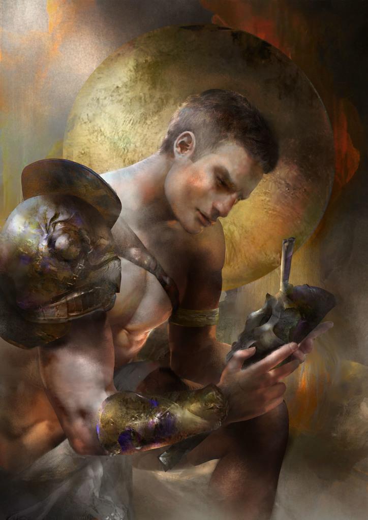 Akhet:  Fihr Kazi, The Black Pharaoh