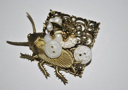 Broach of Insect Repelling