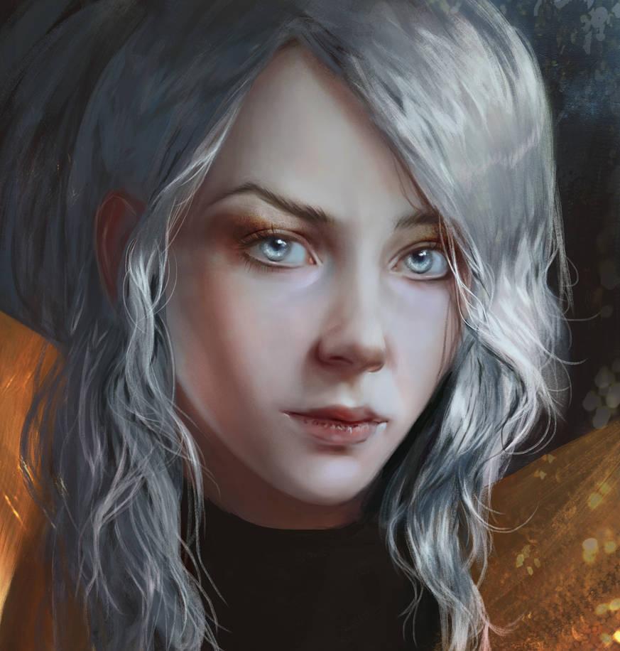 """Elise """"Lightningmane"""" Sonnenfeldt"""