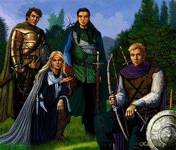 Tarion, Dorin, Izora & Lliera