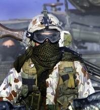 "Lt. Charles ""Heat"" Whitehall"